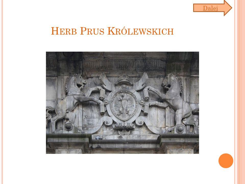 Dalej Herb Prus Królewskich