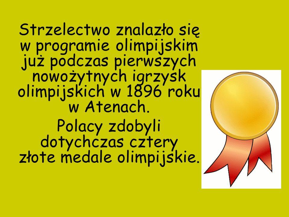 Polacy zdobyli dotychczas cztery złote medale olimpijskie.