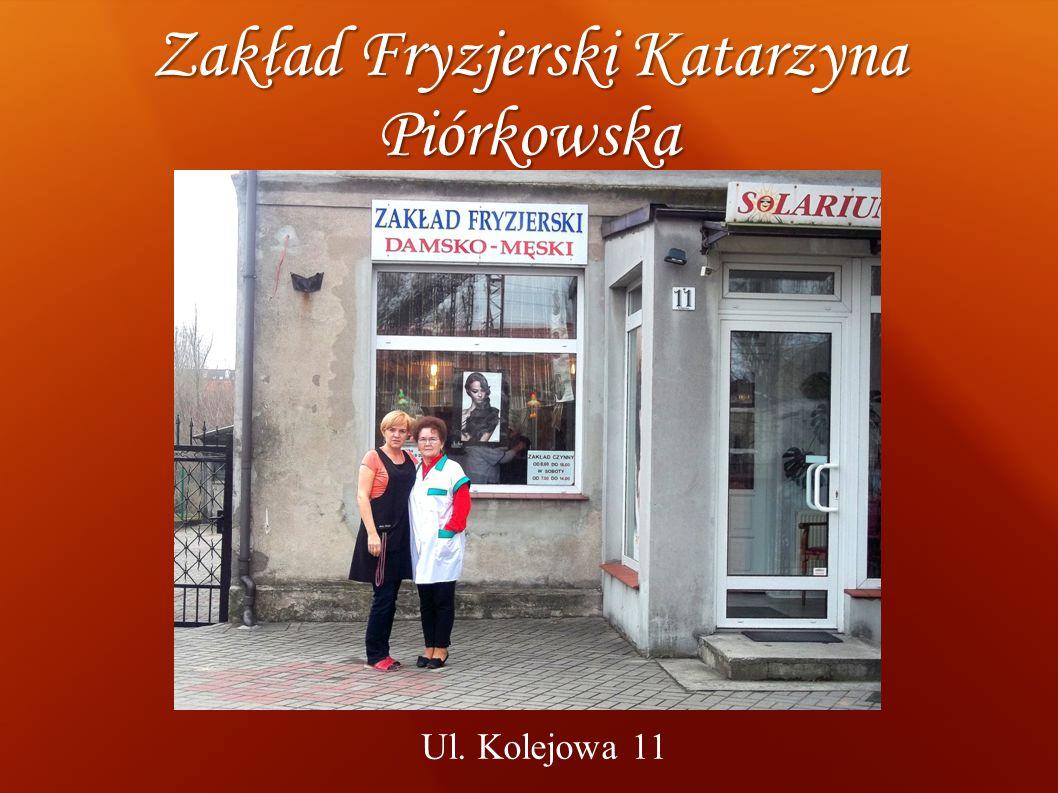 Zakład Fryzjerski Katarzyna Piórkowska