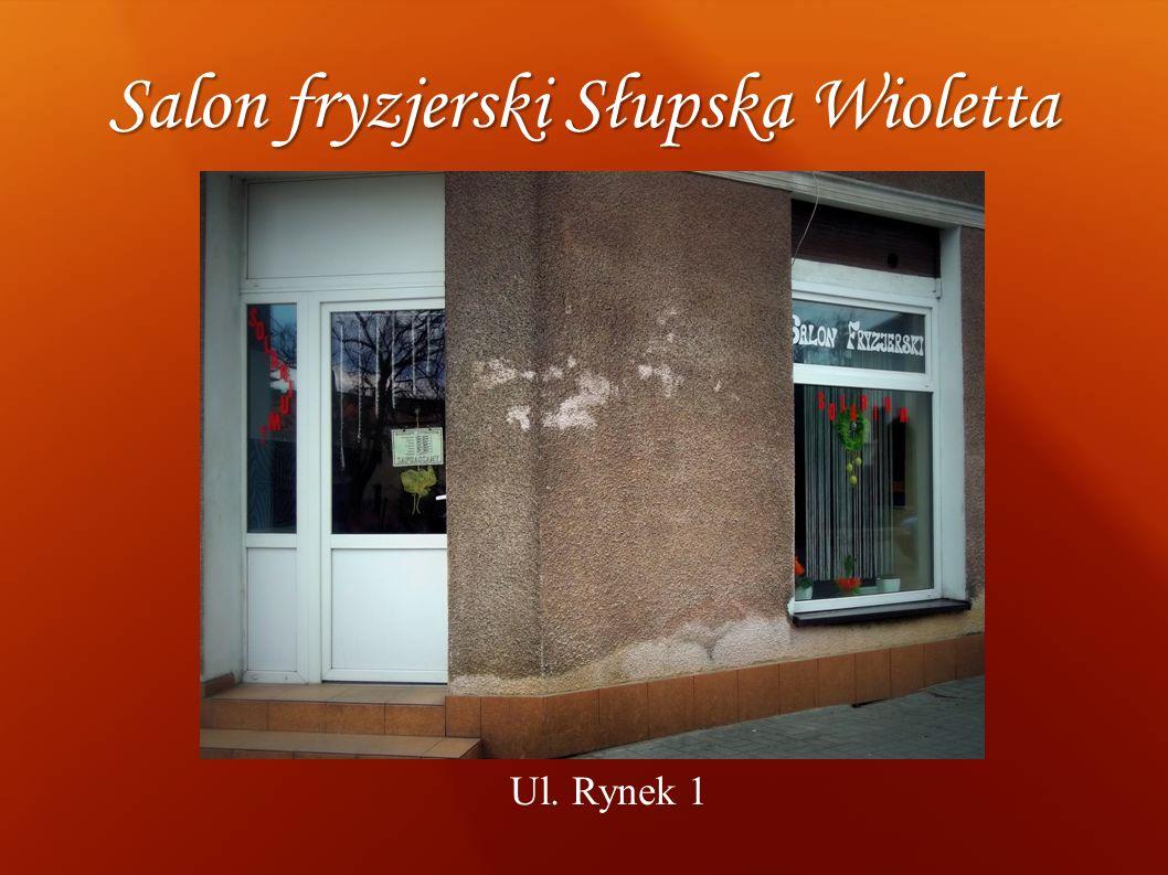 Salon fryzjerski Słupska Wioletta