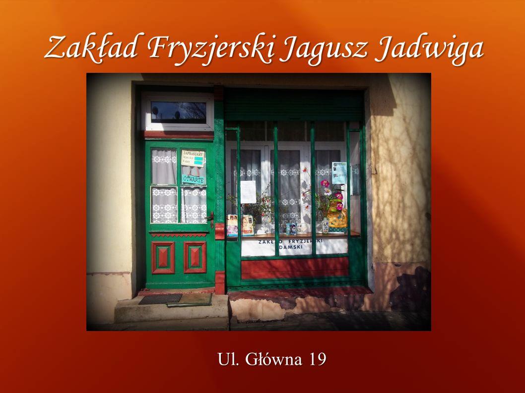 Zakład Fryzjerski Jagusz Jadwiga
