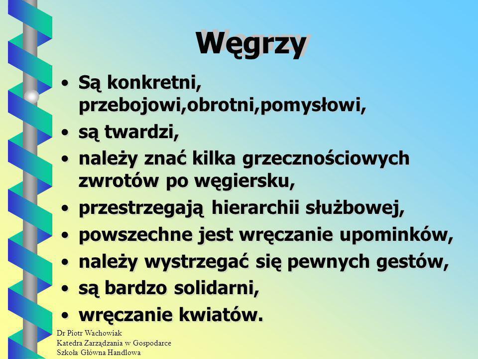 Węgrzy Są konkretni, przebojowi,obrotni,pomysłowi, są twardzi,