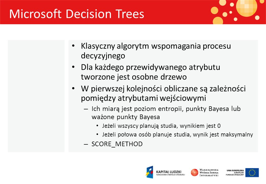 Microsoft Decision Trees