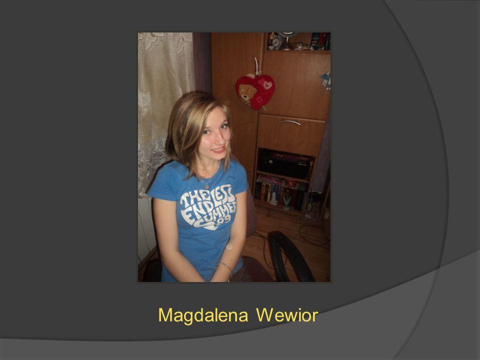 Magdalena Wewior