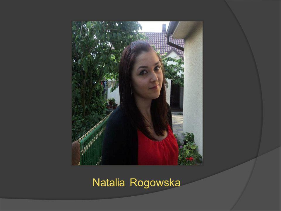 Natalia Rogowska