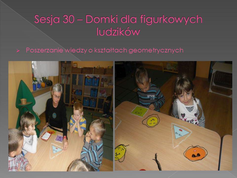 Sesja 30 – Domki dla figurkowych ludzików