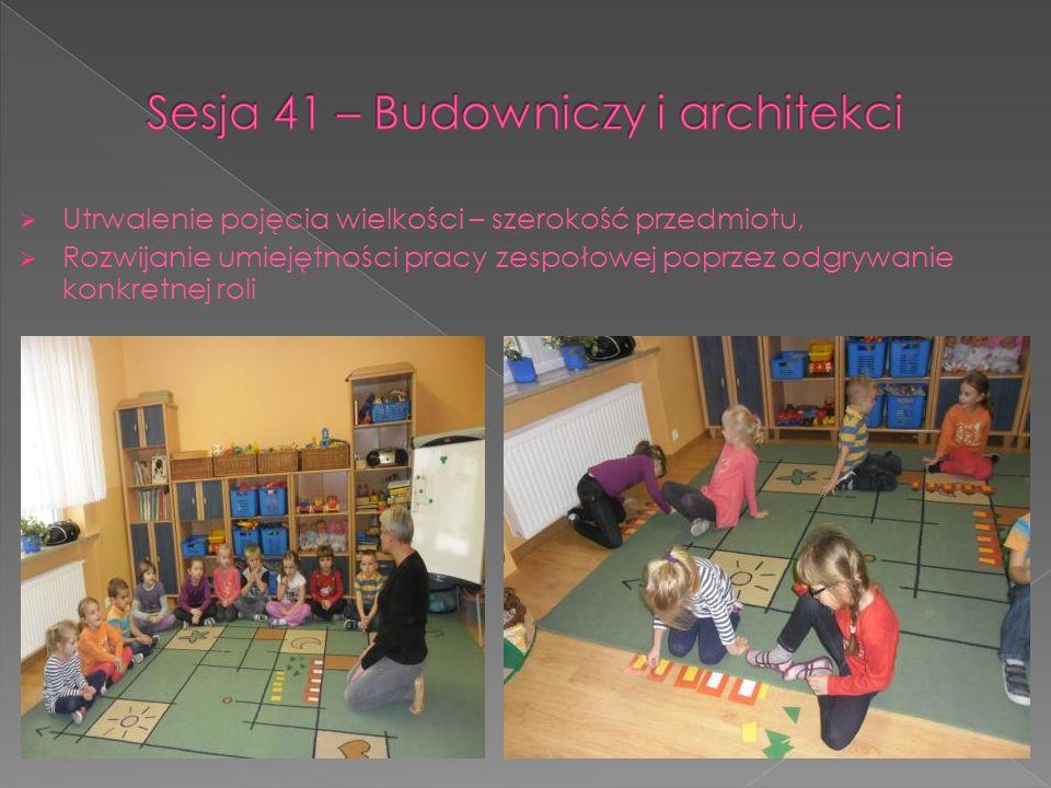 Sesja 41 – Budowniczy i architekci