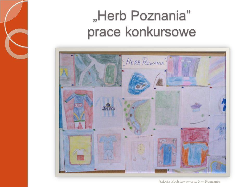 """""""Herb Poznania prace konkursowe"""