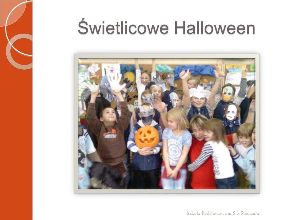 Świetlicowe Halloween