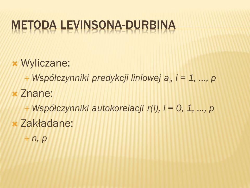Metoda Levinsona-Durbina