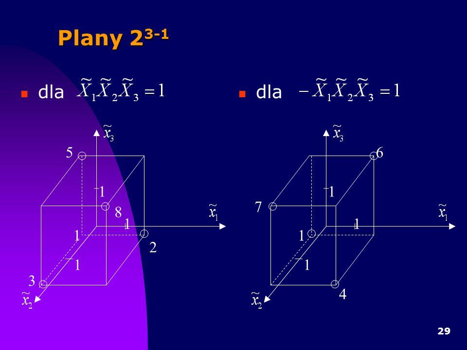 Plany 23-1 dla dla 1 3 5 2 8 1 7 4 6