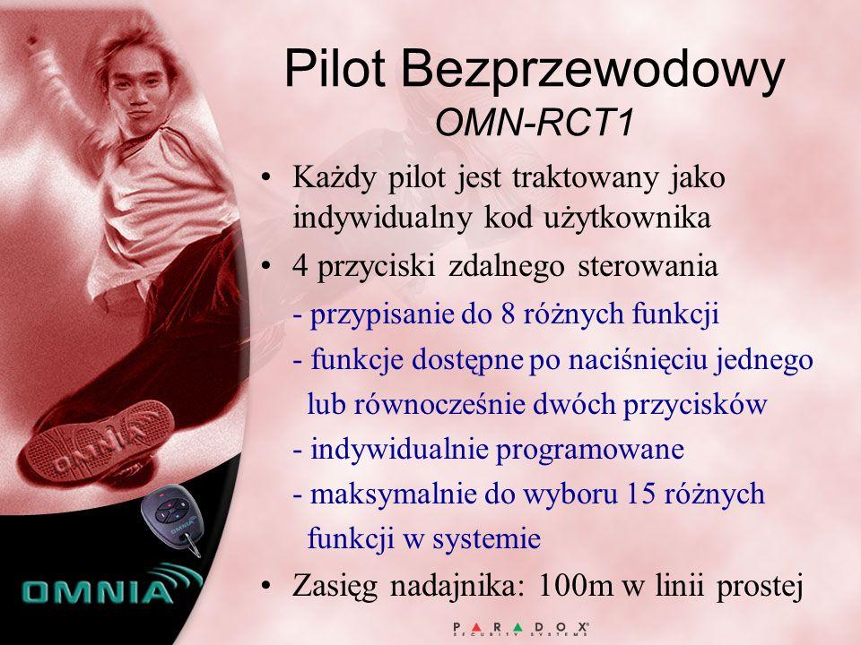 Pilot Bezprzewodowy OMN-RCT1