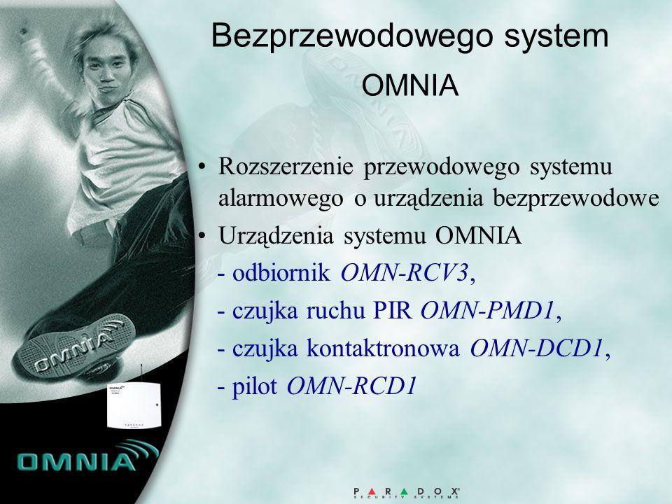 Bezprzewodowego system OMNIA