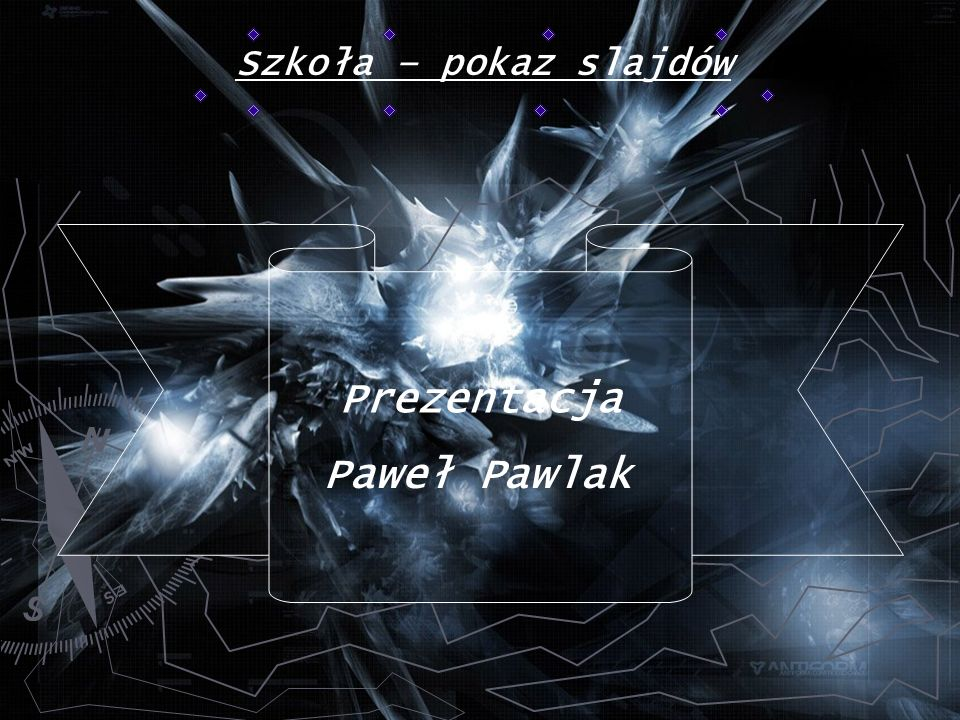 Prezentacja Paweł Pawlak