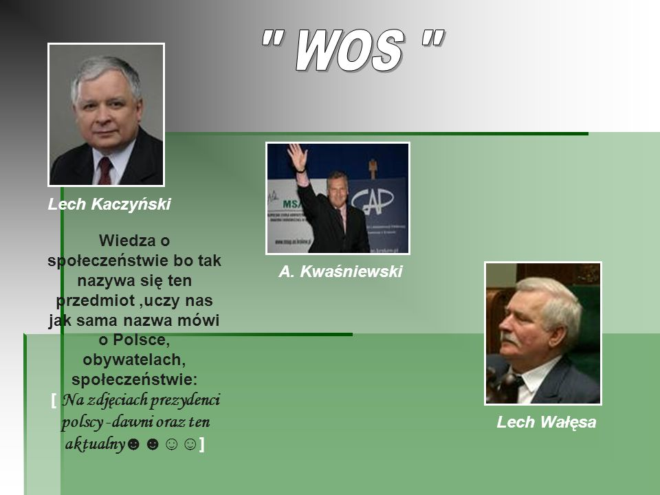 WOS Lech Kaczyński.