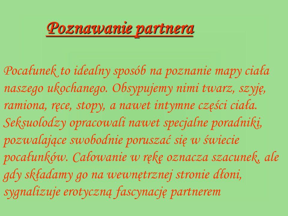 Poznawanie partnera