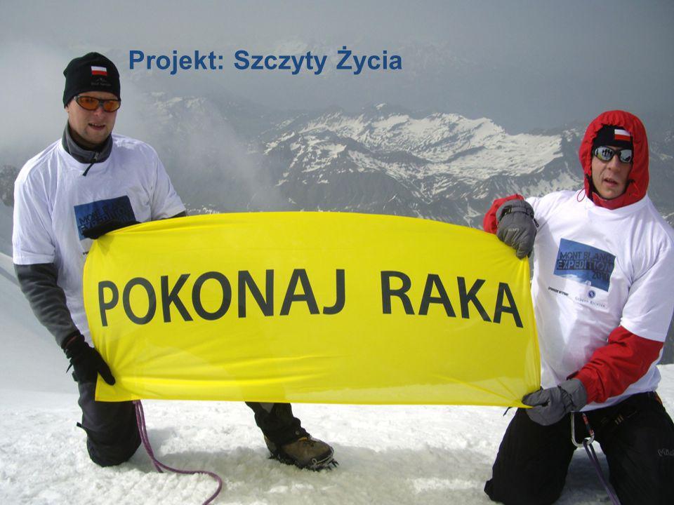 Projekt: Szczyty Życia
