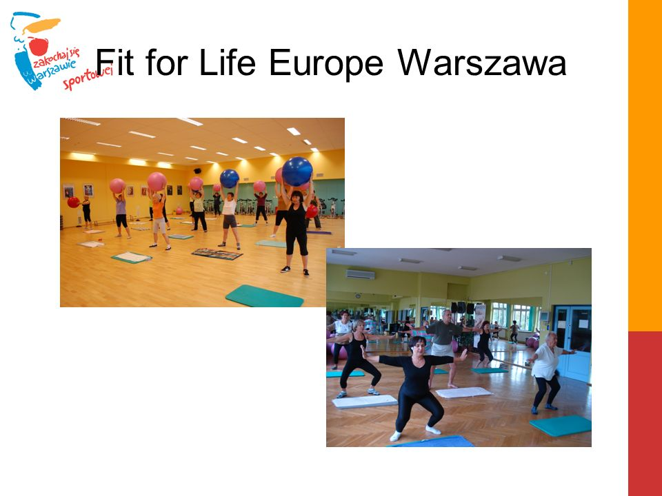 Fit for Life Europe Warszawa