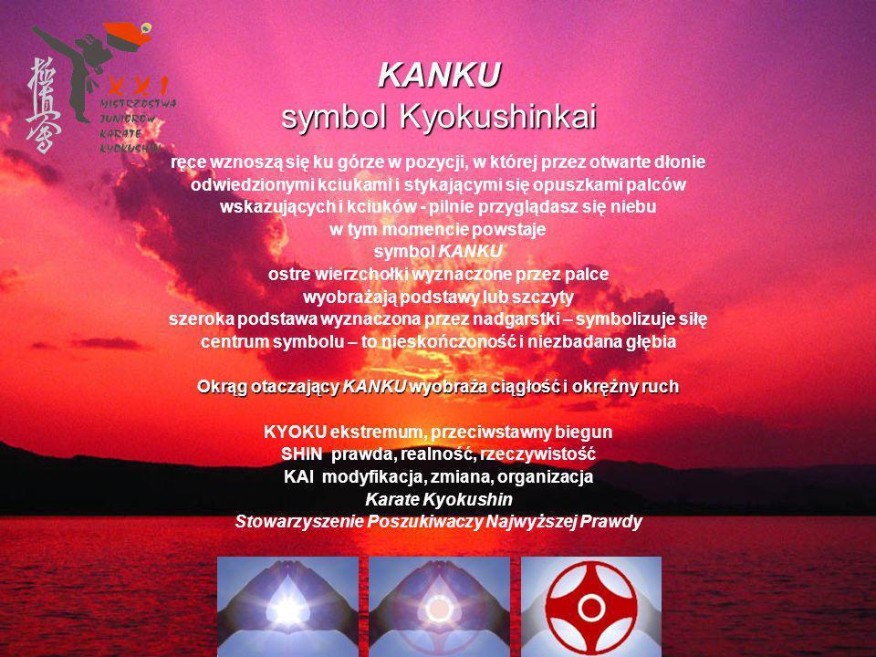 KANKU symbol Kyokushinkai