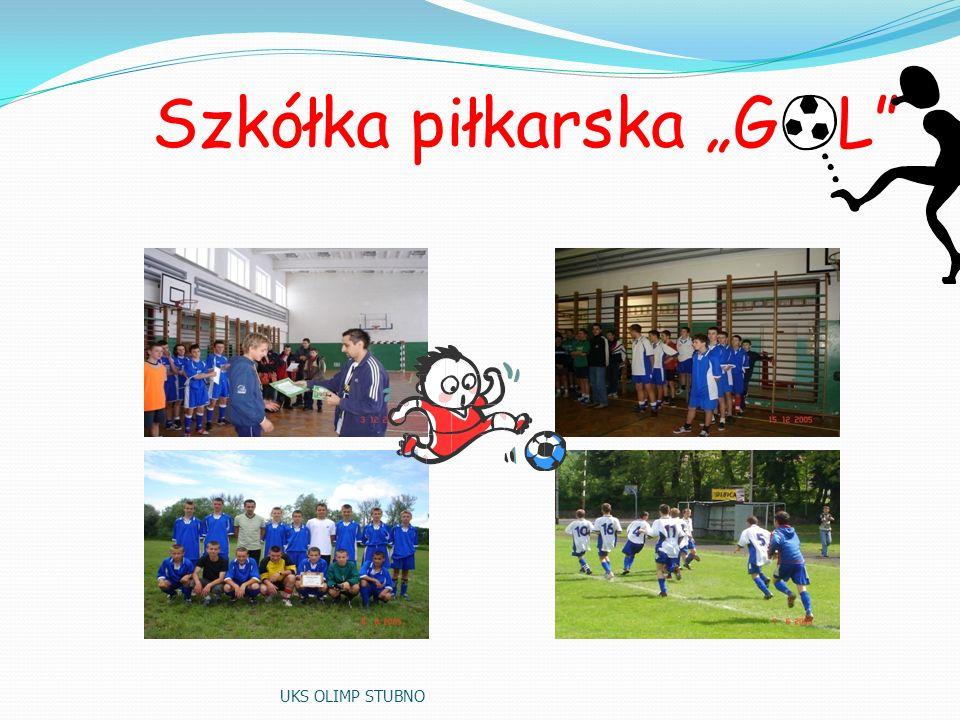 """Szkółka piłkarska """"G L"""