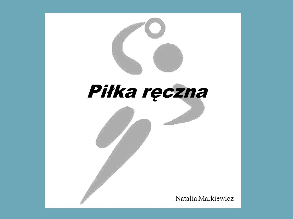 Piłka ręczna Natalia Markiewicz