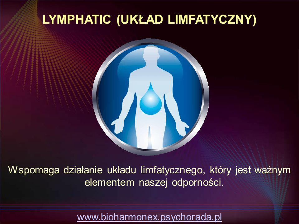 LYMPHATIC (UKŁAD LIMFATYCZNY)