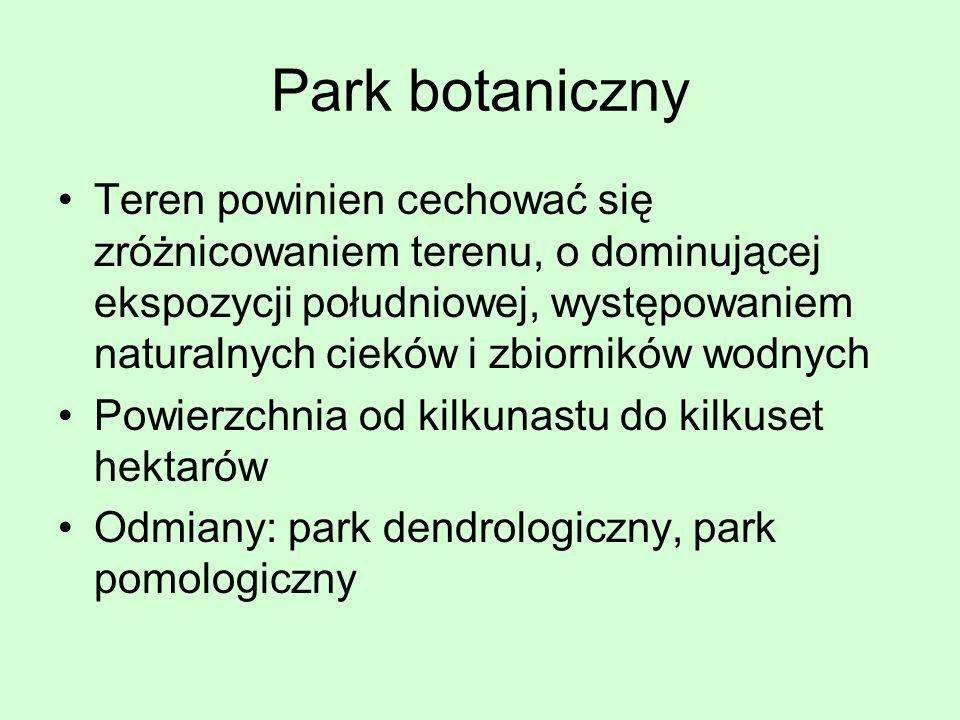 Park botaniczny
