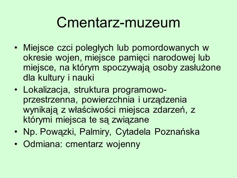 Cmentarz-muzeum
