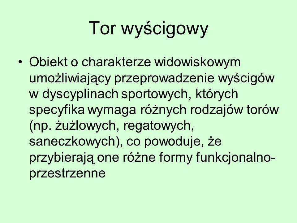 Tor wyścigowy