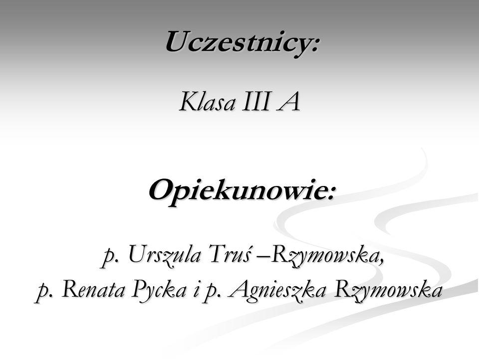 p. Renata Pycka i p. Agnieszka Rzymowska
