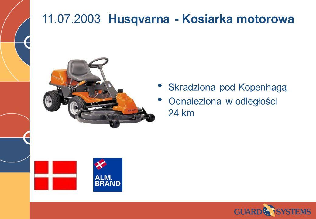 Husqvarna - Kosiarka motorowa