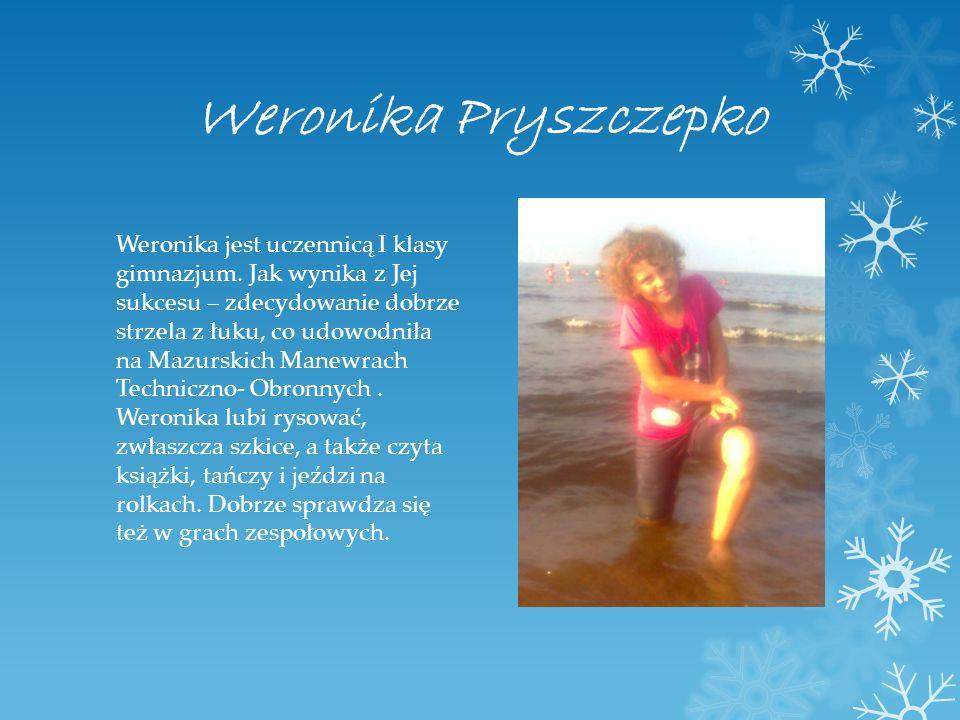 Weronika Pryszczepko