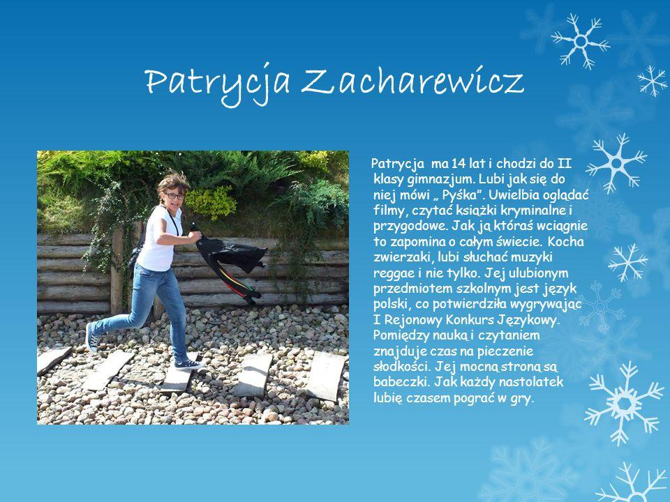 Patrycja Zacharewicz