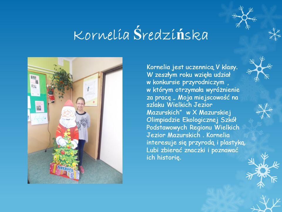 Kornelia Średzińska