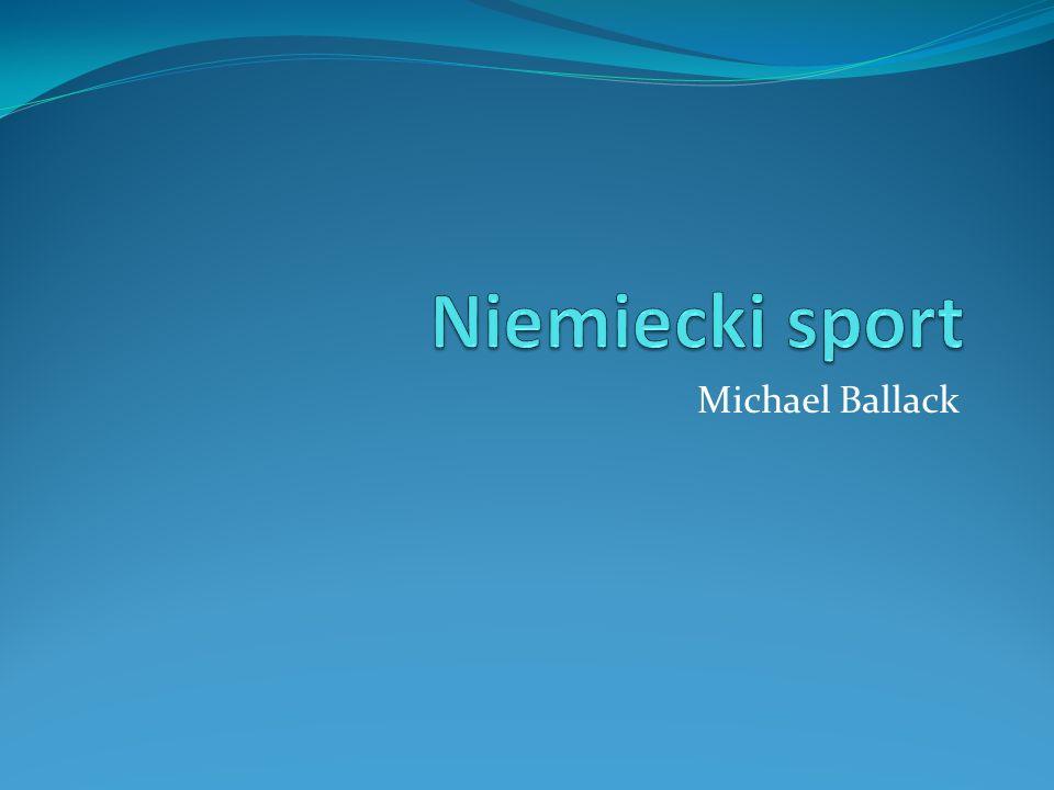 Niemiecki sport Michael Ballack