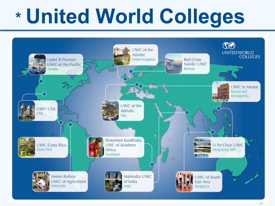* United World Colleges