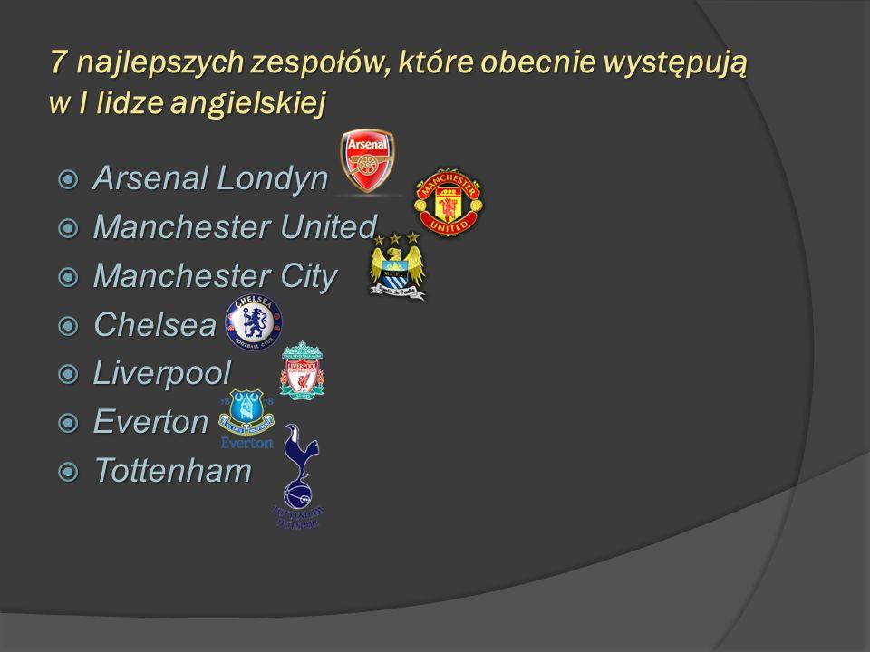 7 najlepszych zespołów, które obecnie występują w I lidze angielskiej