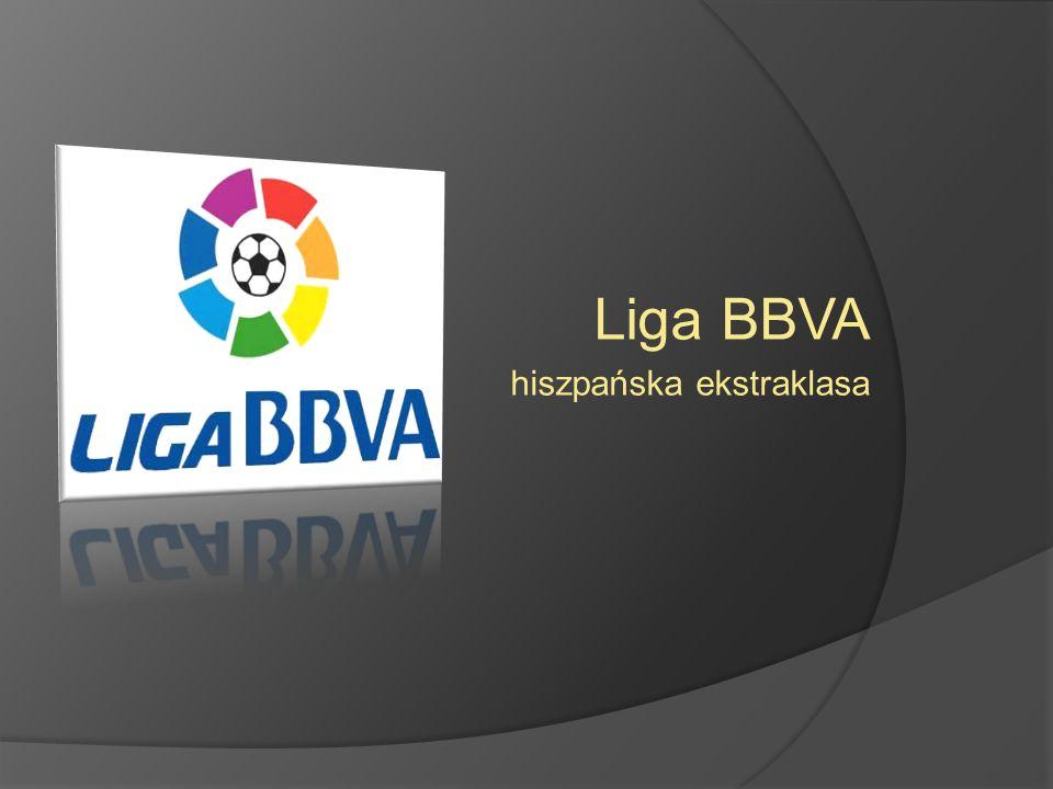 Liga BBVA hiszpańska ekstraklasa