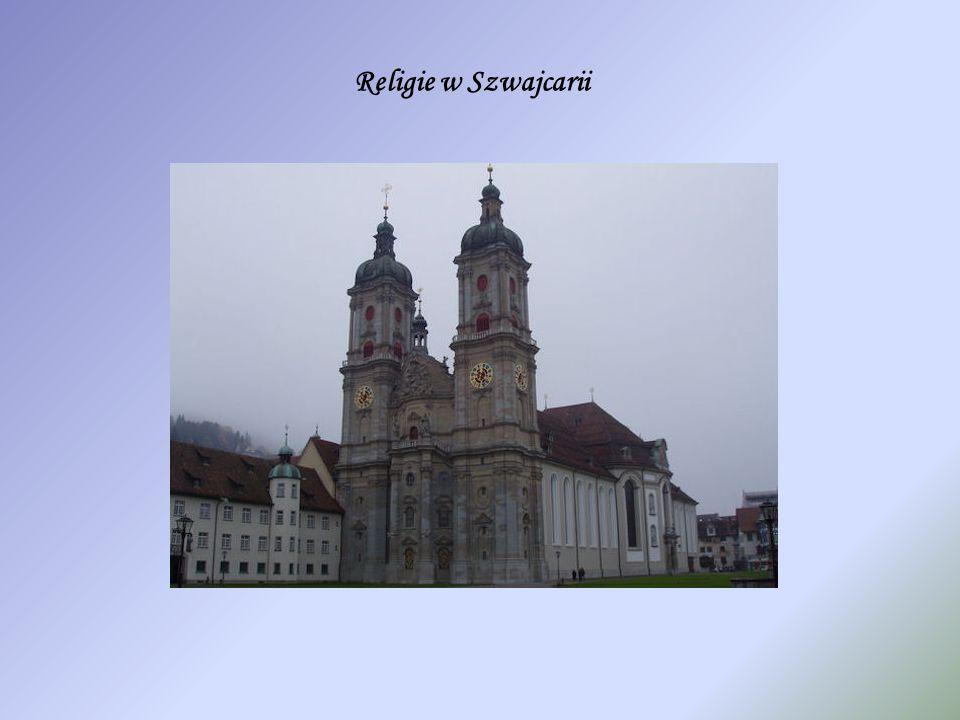 Religie w Szwajcarii