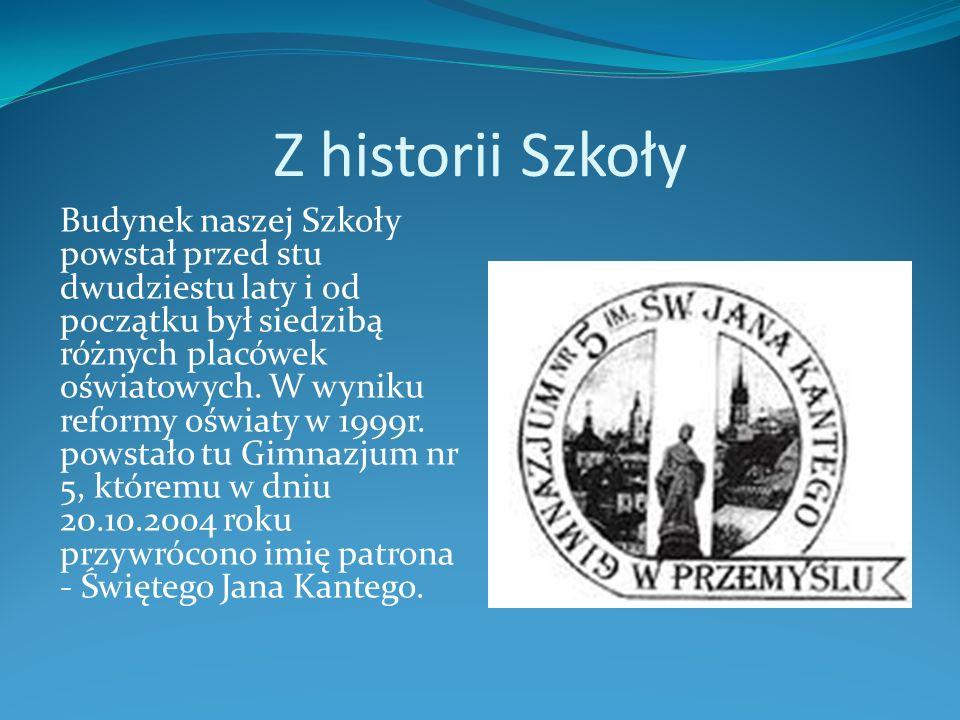 Z historii Szkoły