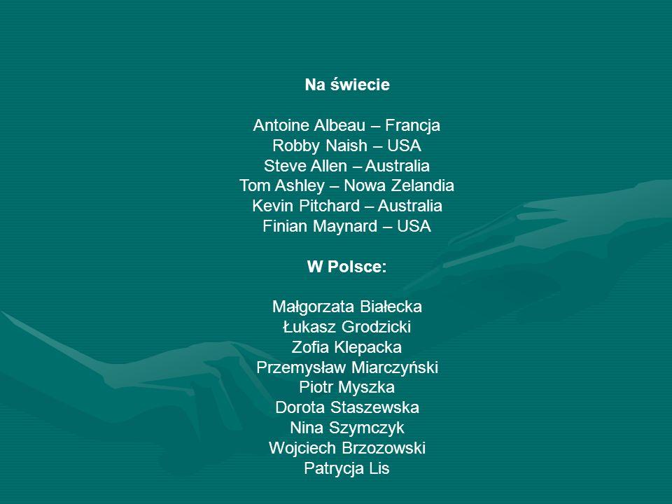 Antoine Albeau – Francja Robby Naish – USA Steve Allen – Australia