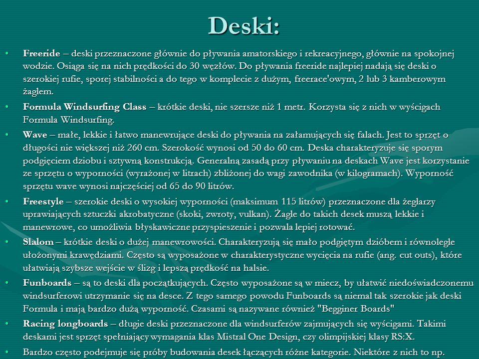Deski: