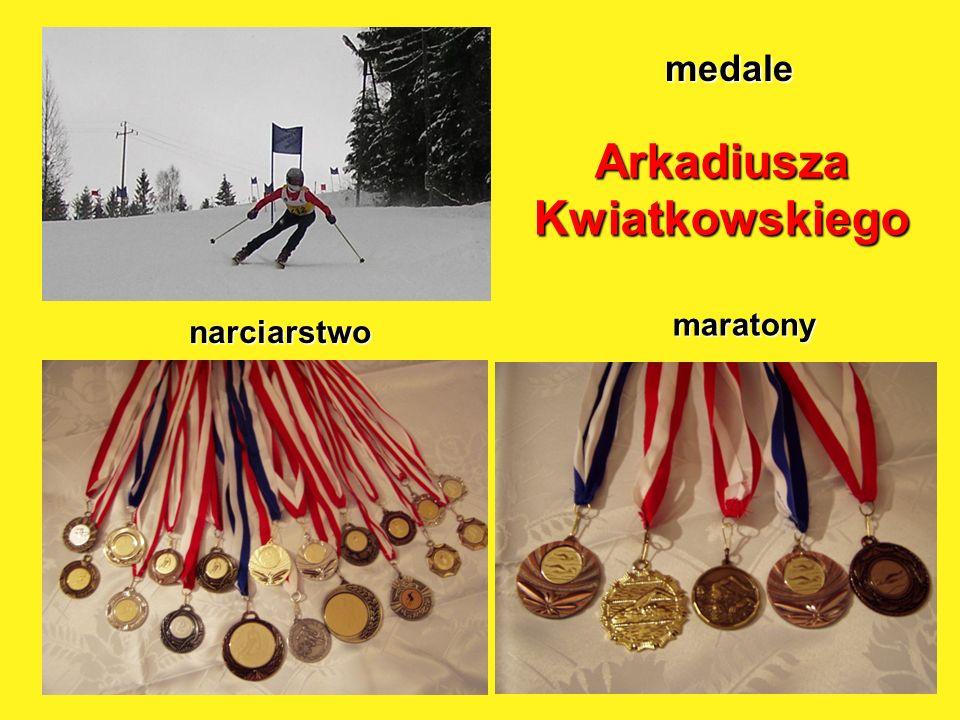 Arkadiusza Kwiatkowskiego