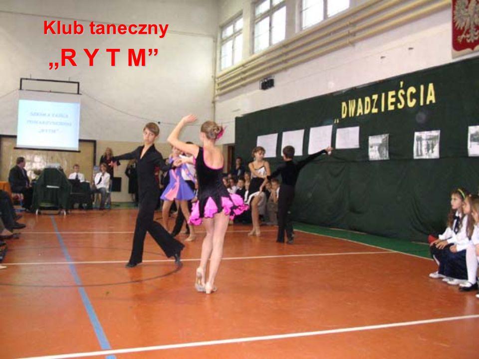 """Klub taneczny """"R Y T M"""