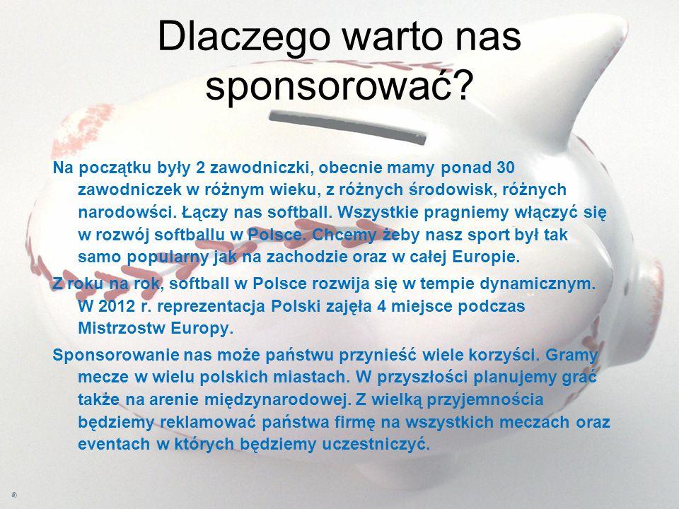 Dlaczego warto nas sponsorować
