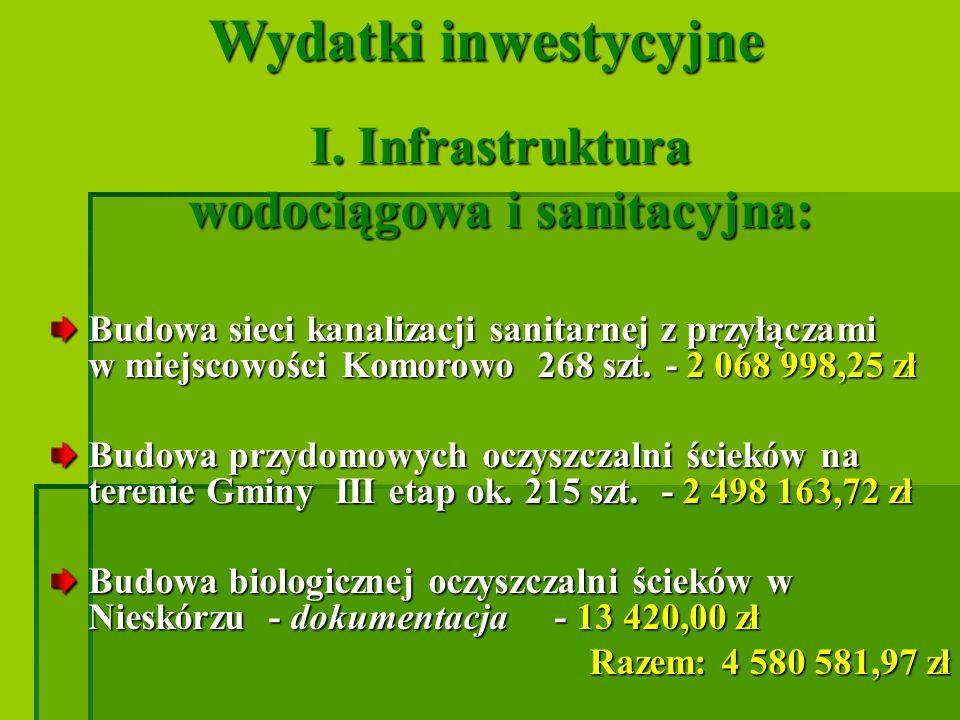 wodociągowa i sanitacyjna: