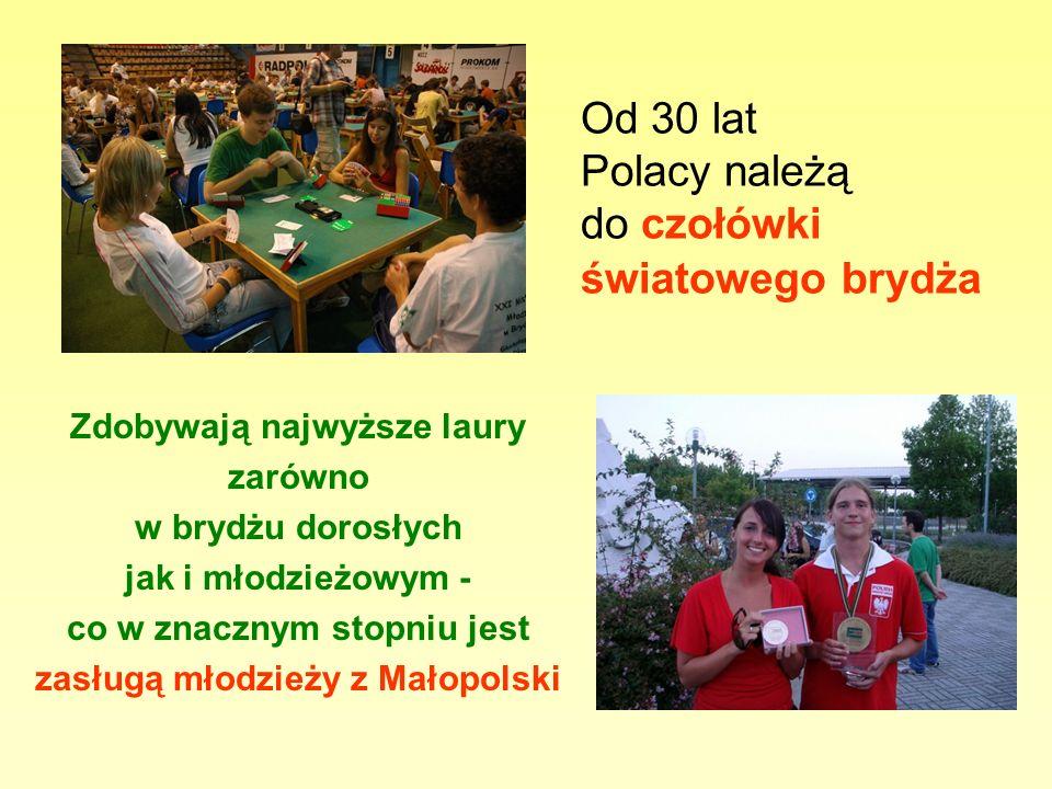 Od 30 lat Polacy należą do czołówki światowego brydża