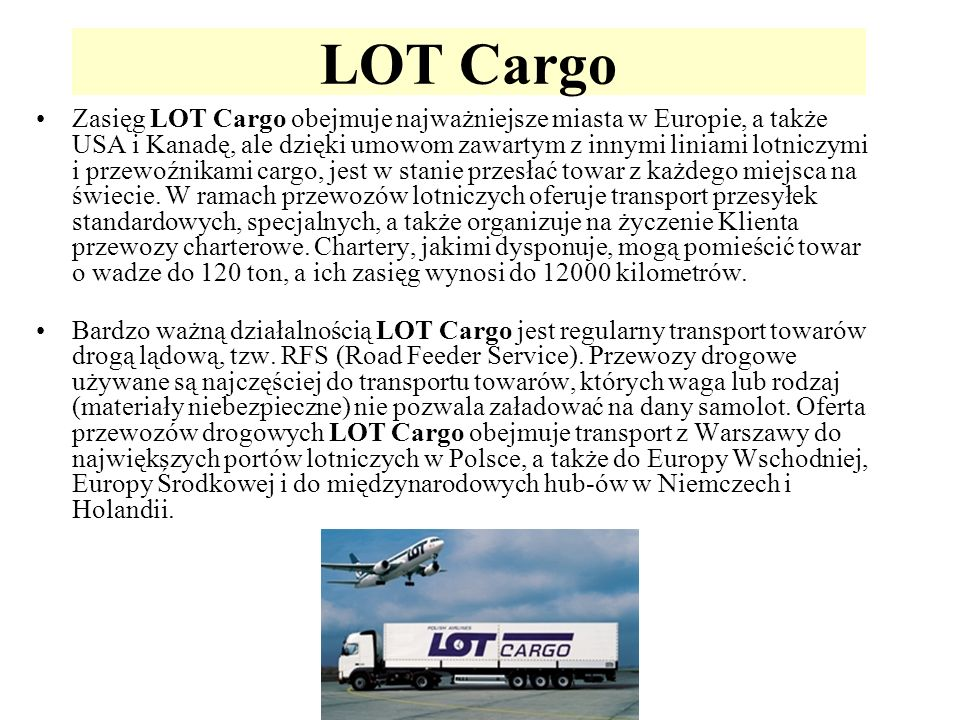 LOT Cargo