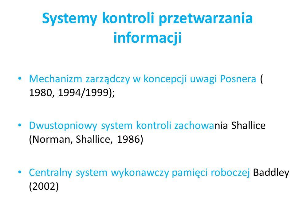 Systemy kontroli przetwarzania informacji