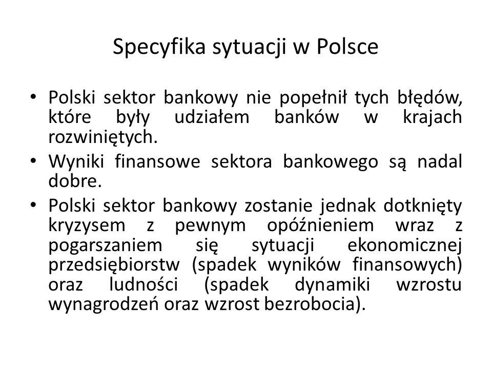 Specyfika sytuacji w Polsce